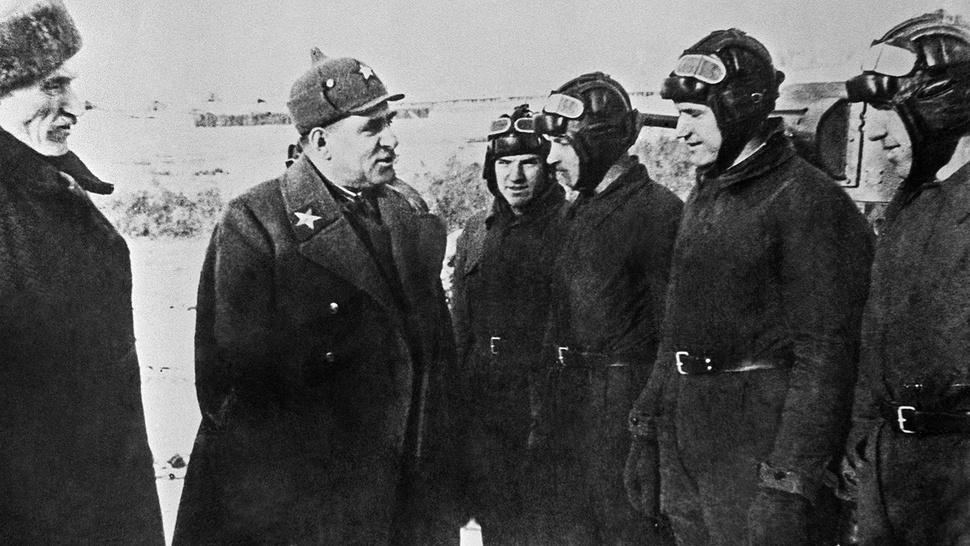 Кавалер №1: трагедия советского маршала