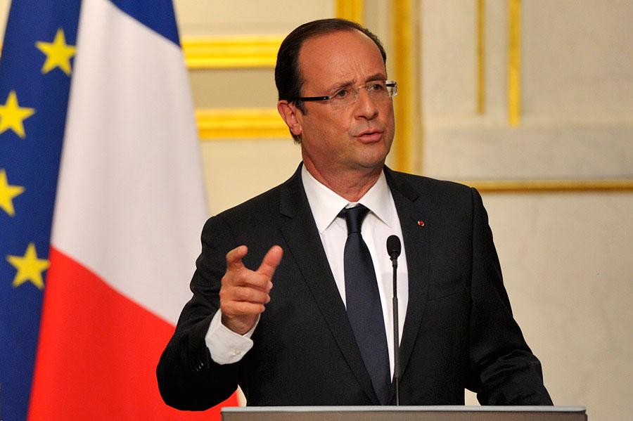 Франсуа Олланд опасается кибератак во время выборов