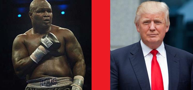 Американский боксер искренне раскаялся в том, что не отправил Дональда Трампа в нокаут