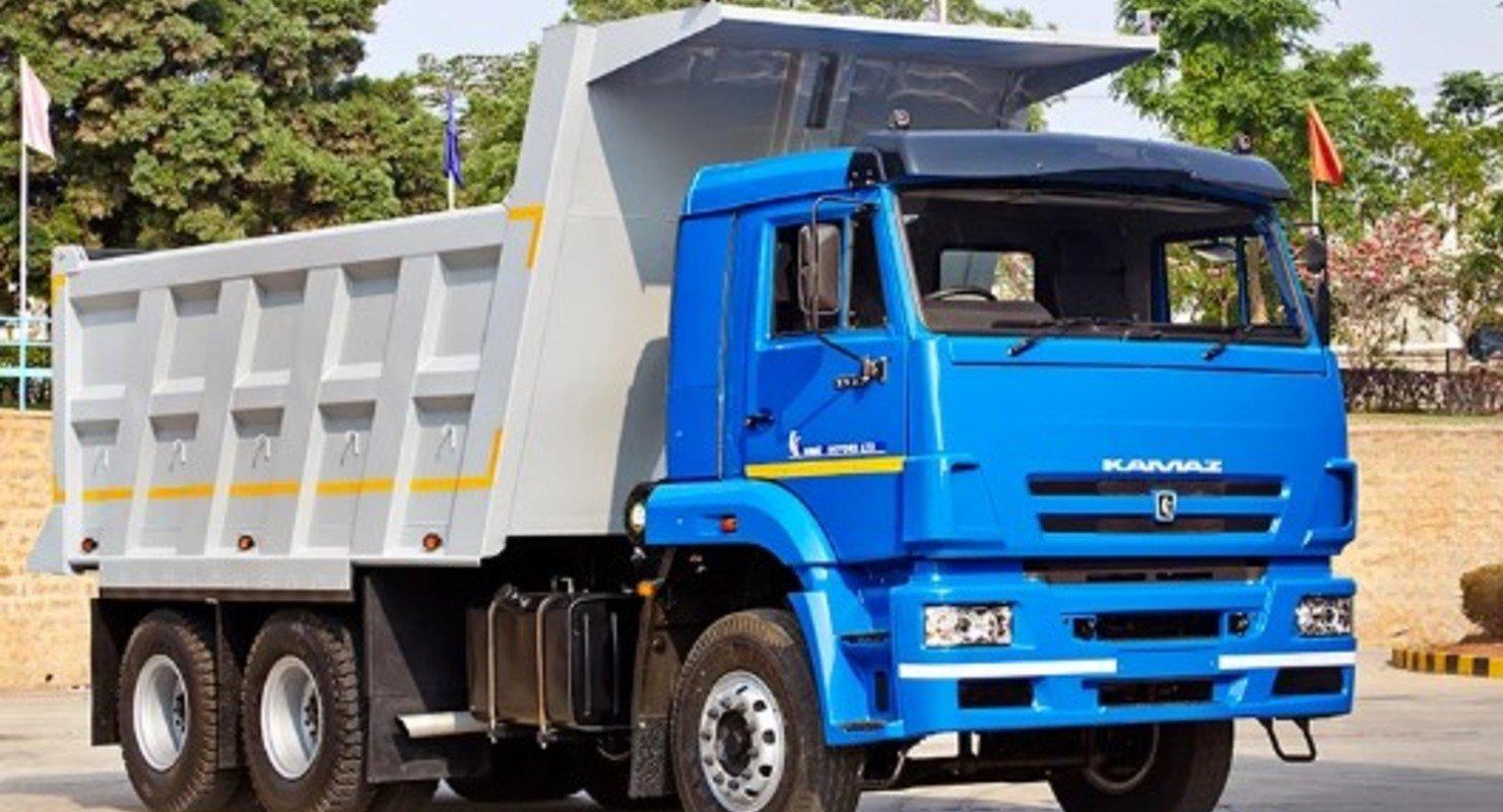 КАМАЗ продолжает поставлять грузовики во многие зарубежные страны Автомобили