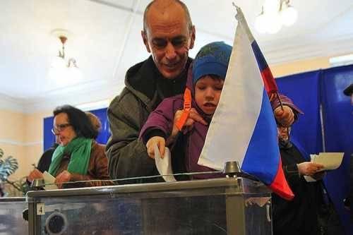 «Крымская весна – это событи…