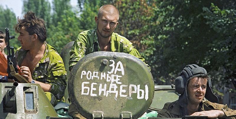 Приднестровская пята России