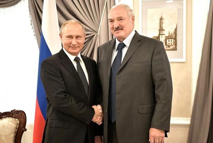 Эксперт рассказал, какие темы обсудят президенты РФ и Беларуси
