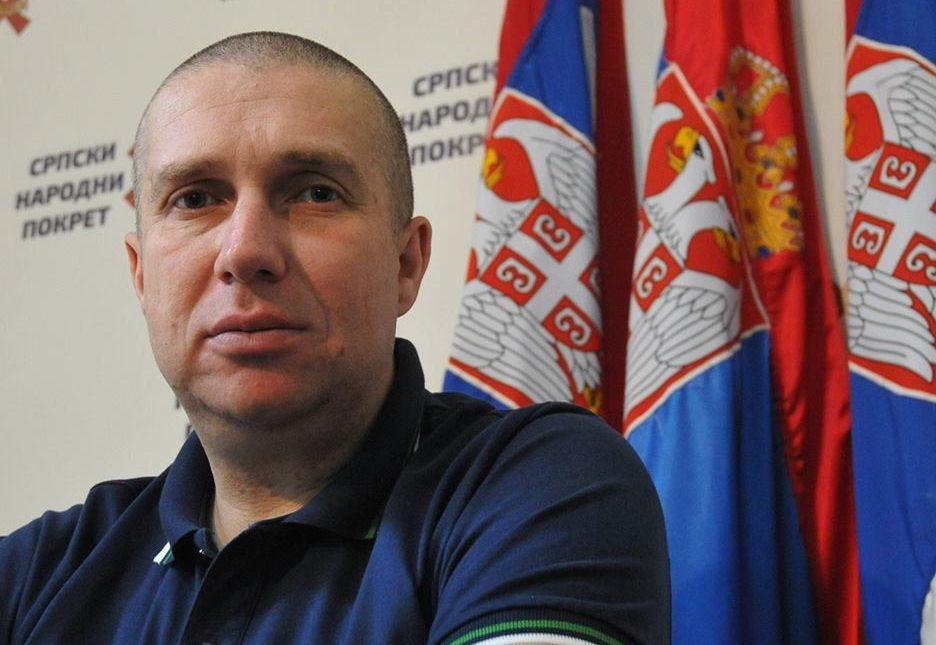 Сербский активист: протесты …
