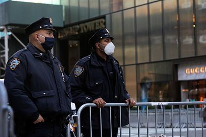 Всего один человек вышел на митинг в защиту жизней белых в Нью-Йорке