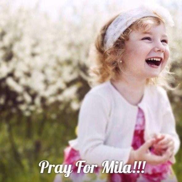 Ребёнок упал в бассейн, обнаружили спустя время, вернули к жизни - срочная просьба молиться о исцелении Милы