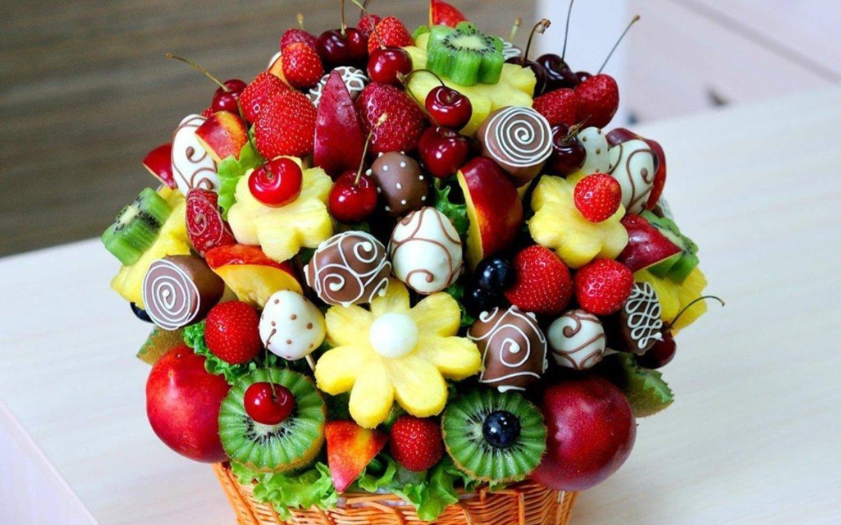 покупаете картинки фруктовый букет на день рождения разъяснительных мероприятий