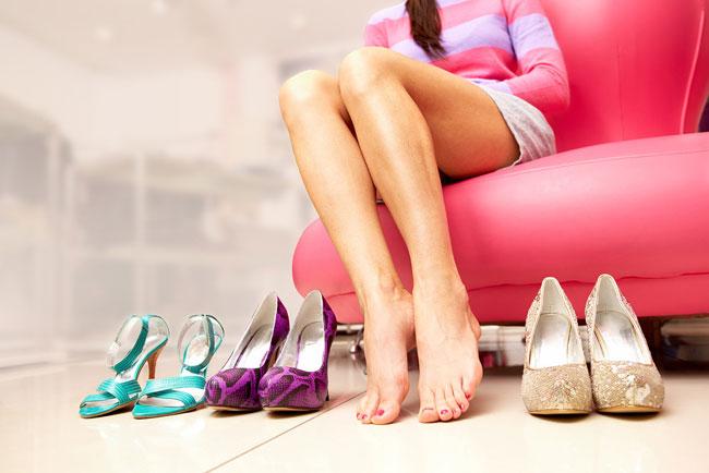 Экономит время! Продавец рассказал способ, как выбрать обувь без примерки