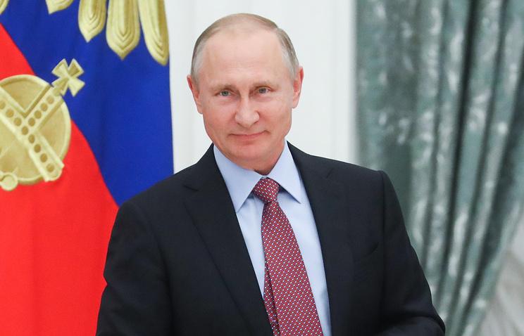 Путин намерен заниматься внутренней повесткой дня