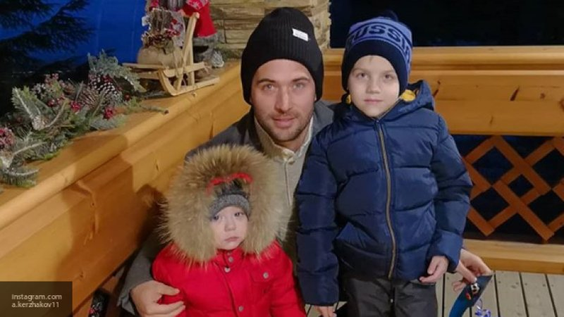 Появилось полное видео передачи сына Кержакова Тюльпановой