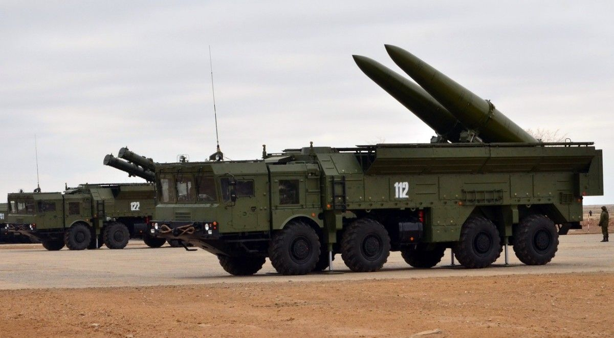 Новая гиперзвуковая ракета возьмет все лучшее от «Искандера» и «Кинжала»
