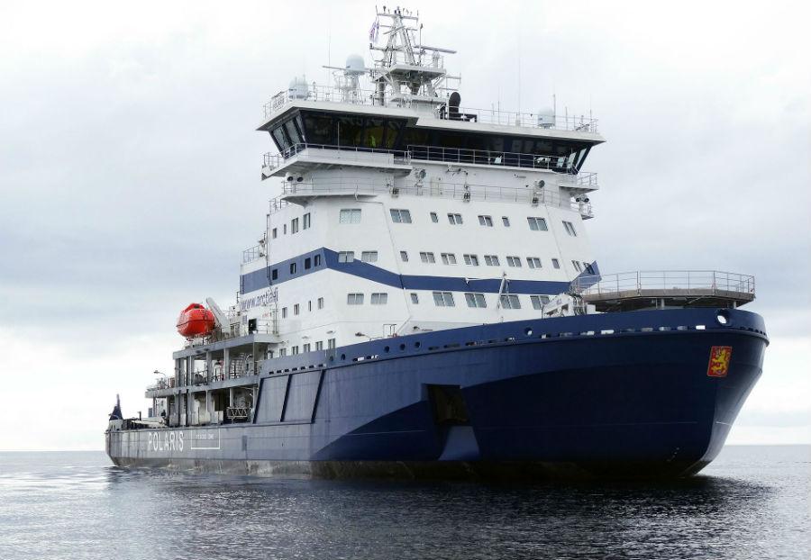 «Атомфлот» рассматривает возможность строительства ледоколов на сжиженном газе вместо атомных