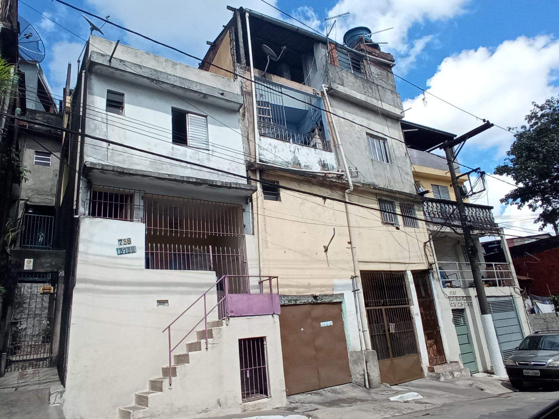 Бразильский самострой. Как выглядят дома, которые в Бразилии собирают из подручных материалов архитектура,где и как,кто,ремонт и строительство