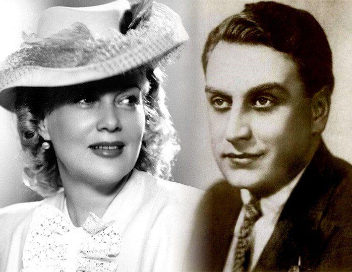 Самые красивые пары советского кино