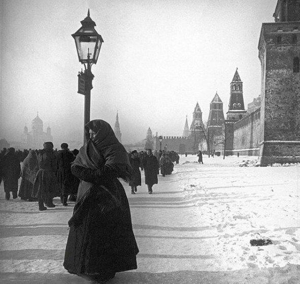 4. Кремлевская набережная Москвы в 1900-е интересно, исторические фото, история, ностальгия, фото
