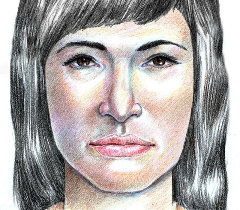 Без лица: загадочная смерть «женщины из Исдален» Долина смерти, берген, норвегия, страницы  истории