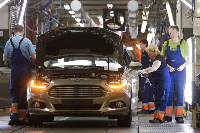 Завод Ford в Ленинградской области на два месяца остановит конвейер