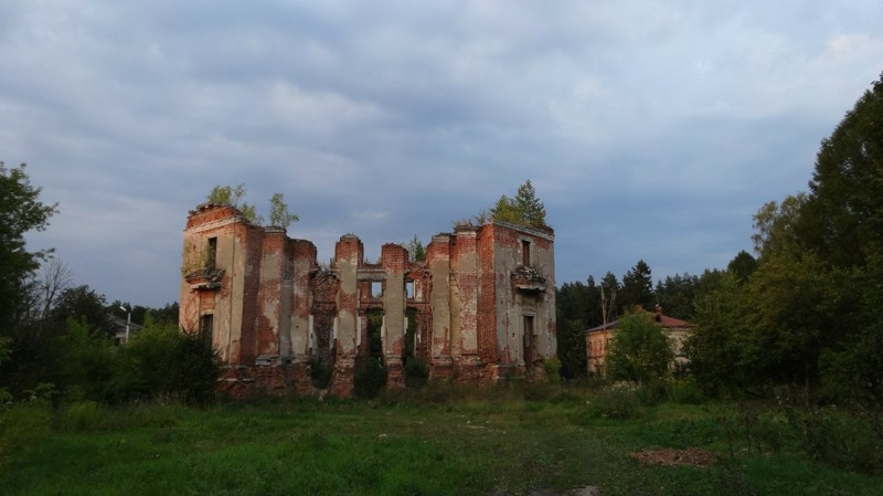 Заброшенные усадьбы России заброшенное, пригород, усадьбы, эстетика