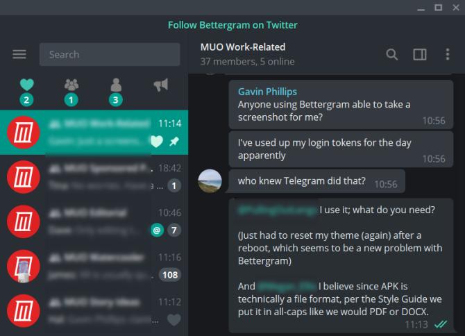 5 лучших приложений для Telegram