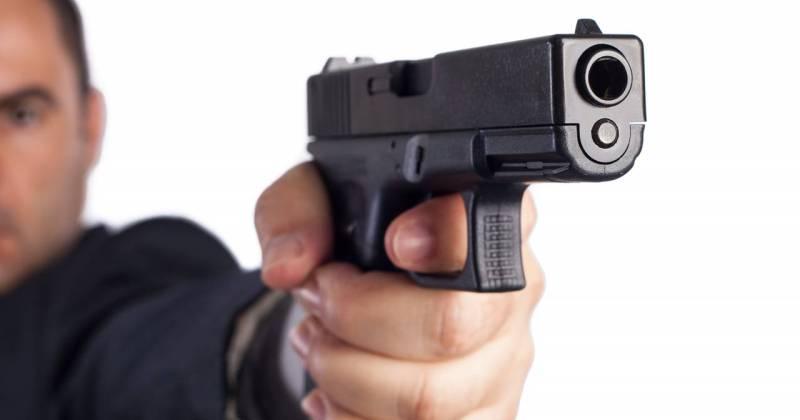 ВНальчике учитель истории отстреливался отвосьмиклассника иего родни