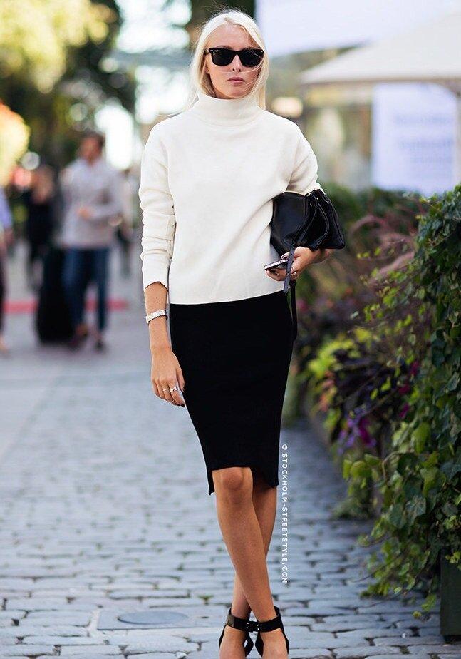 Всего один свитер и 12 образов с его сочетанием, чтобы быть «всегда одетой» аксессуары,внешность,гардероб,красота,мода,мода и красота,модные образы,модные сеты,модные советы,модные тенденции,одежда и аксессуары,стиль,стиль жизни,уличная мода,фигура