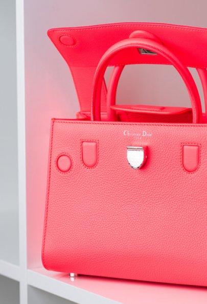 Кто на новенького: сумка Diorever