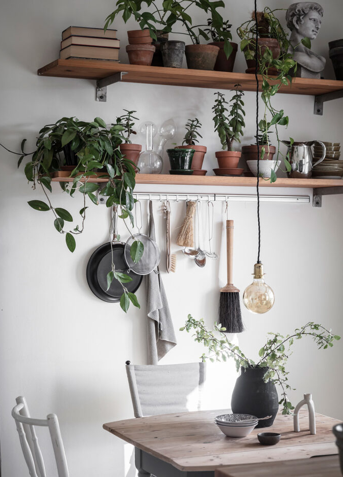 Стильная кухня: 10 актуальных трендов (фото 30)