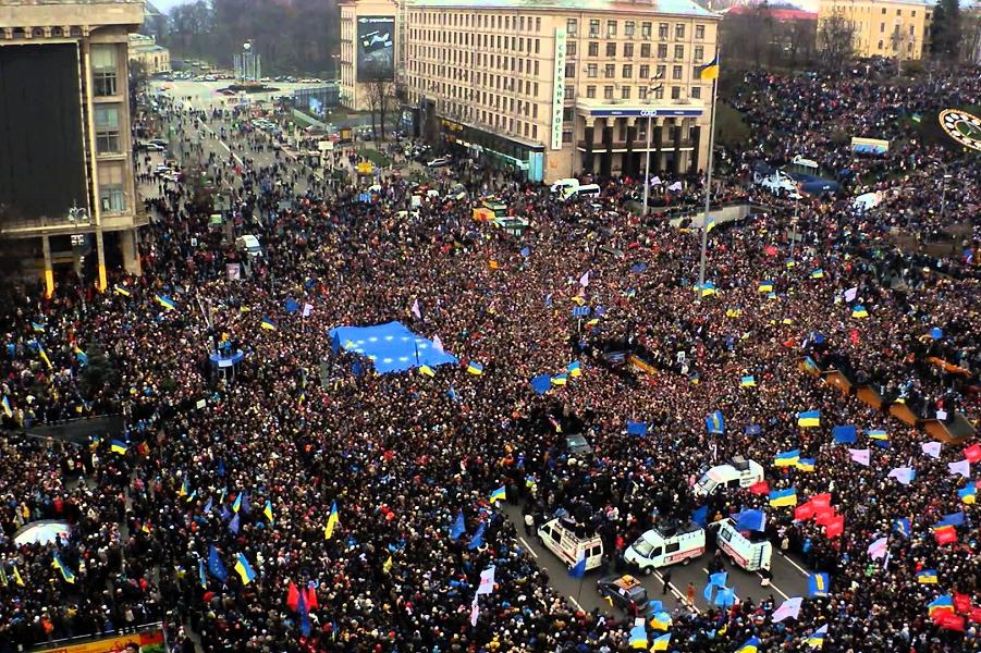 Украина больше не Европа. ЕС отрёкся, конец пути