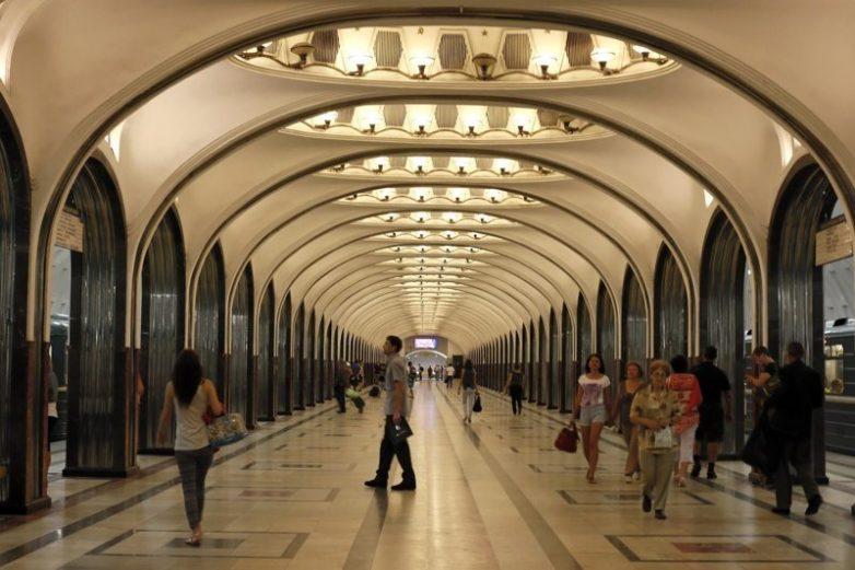 Краткая история архитектуры московского метрополитена