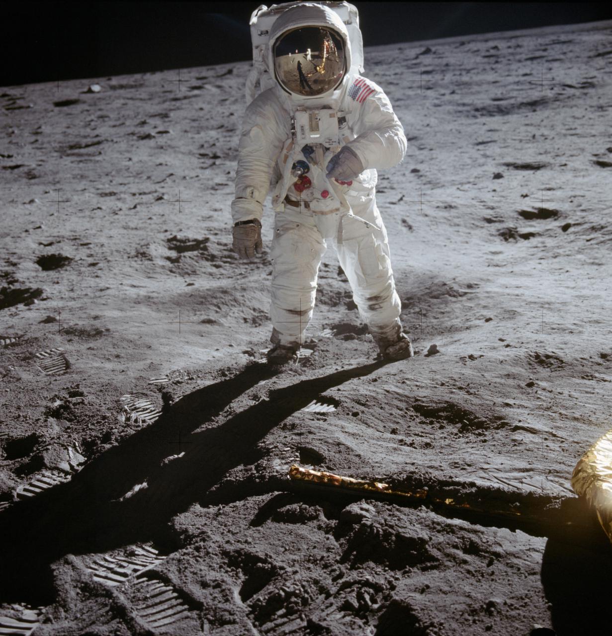 В честь 50-летия высадки человека на Луну Omega перевыпустили часы Speedmaster