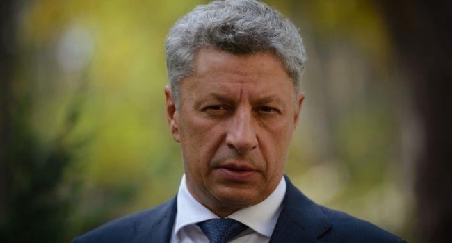 Бойко пообещал прямые переговоры с Донбассом