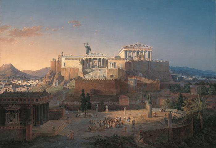 Страшная традиция: зачем в Древней Греции убивали некрасивых людей