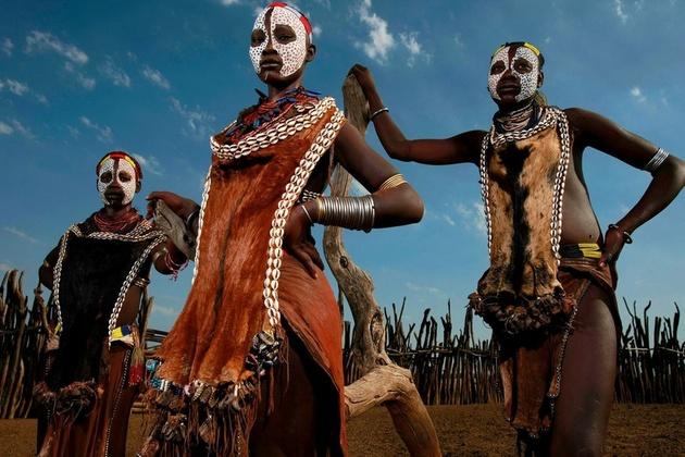 Как живется в Африканской глубинке