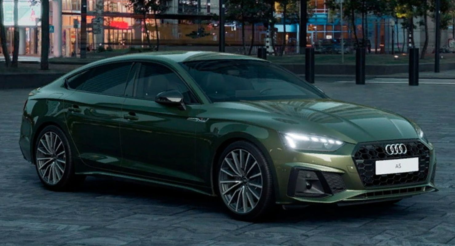 Audi A4 и A5 получили версии S Edition Автомобили