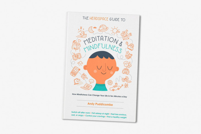 «The Headspace Guide to Meditation and Mindfulness», Энди Паддикомб. / Фото: www.daily.afisha.ru
