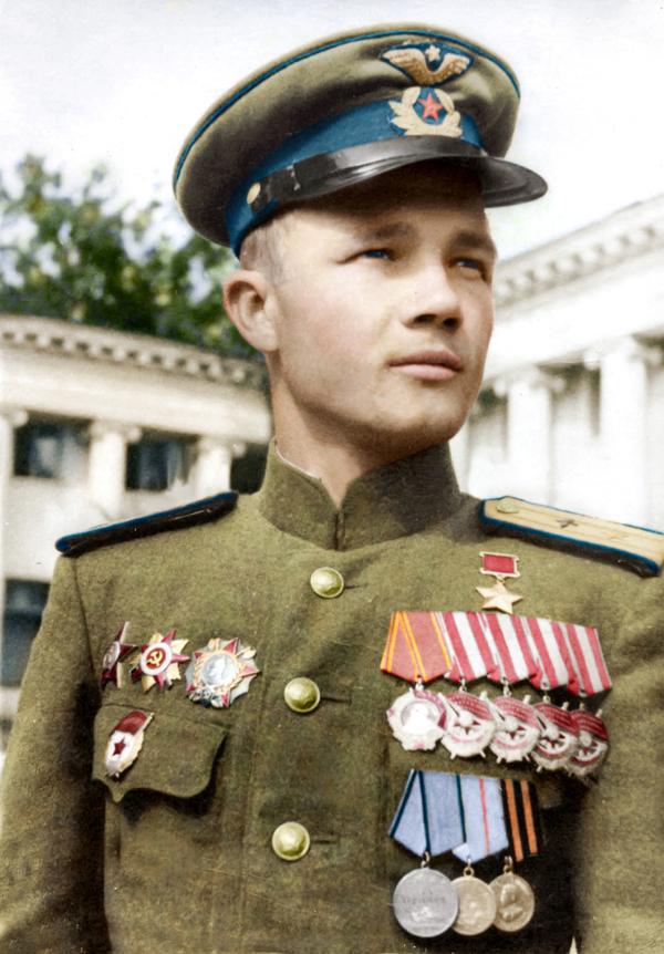 """Николай Иванович Полагушин - Герой, рожденный """"в рубашке"""""""