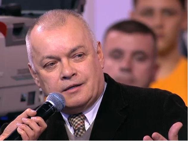 Киселев прокомментировал «соловьиный помет» Урганта
