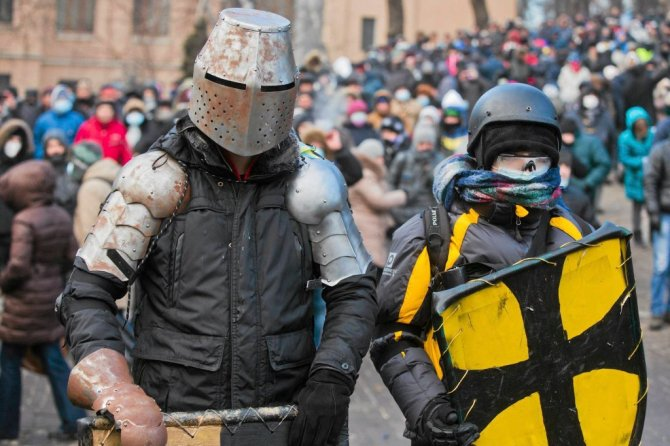 Украина распадается на феода…