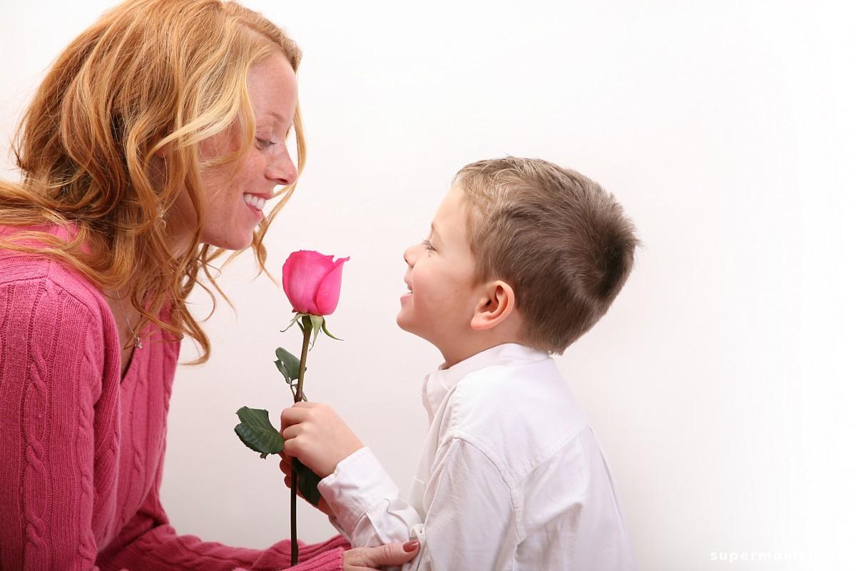Картинки любви к сыну