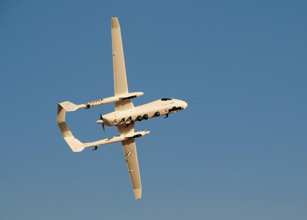Northrop Grumman выпустит модульный разведывательный опционально пилотируемый самолет