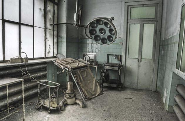 Заброшенные места-призраки мира