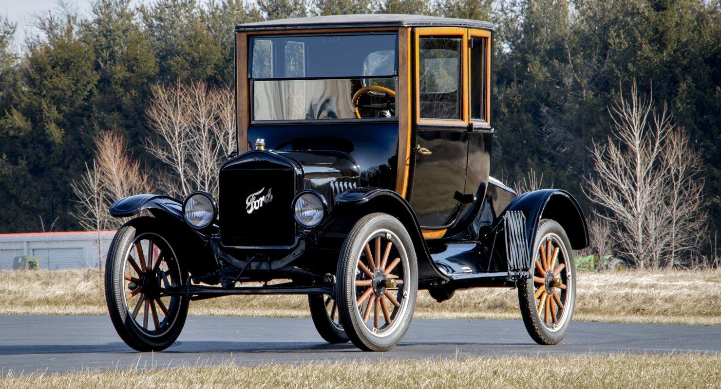 Самые инновационные автомобили, которые когда-либо делала Америка Автомобили