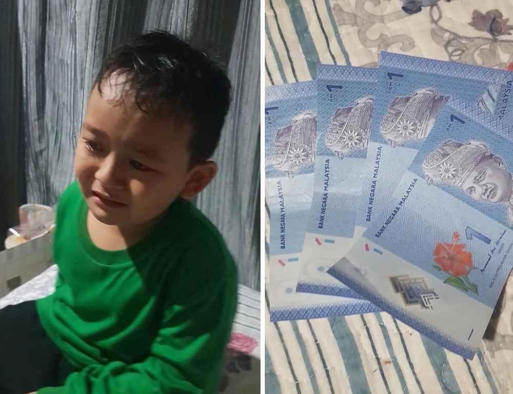 Мама 7-летнего мальчика стала подозревать, что он ворует деньги у одноклассников…