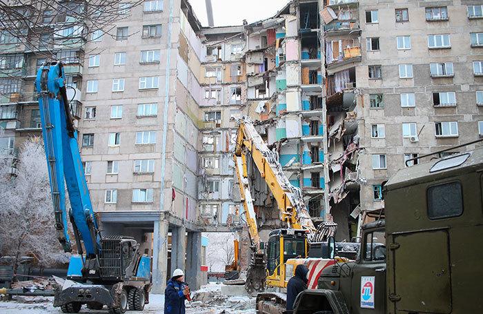 СМИ: владелец квартиры, которая могла быть эпицентром взрыва в Магнитогорске, дала подписку о неразглашении
