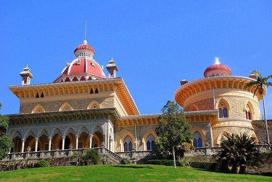 МИР ВОКРУГ. Синтра – самый интересный город Португалии