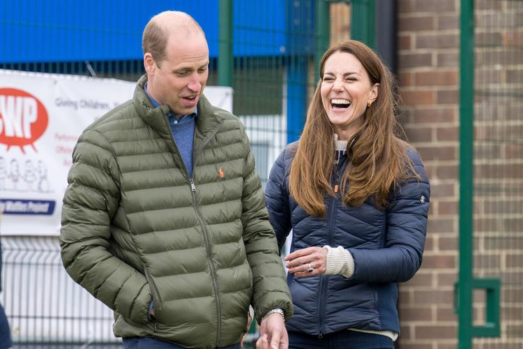 """Однокурсница принца Уильяма: """"Всякий раз, когда Кейт Миддлтон была в комнате, он обращал на нее внимание"""" Монархи,Британские монархи"""
