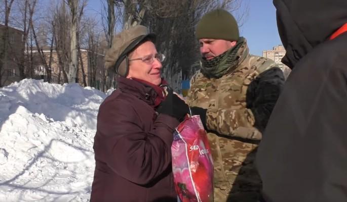 Украинская чиновница притвор…