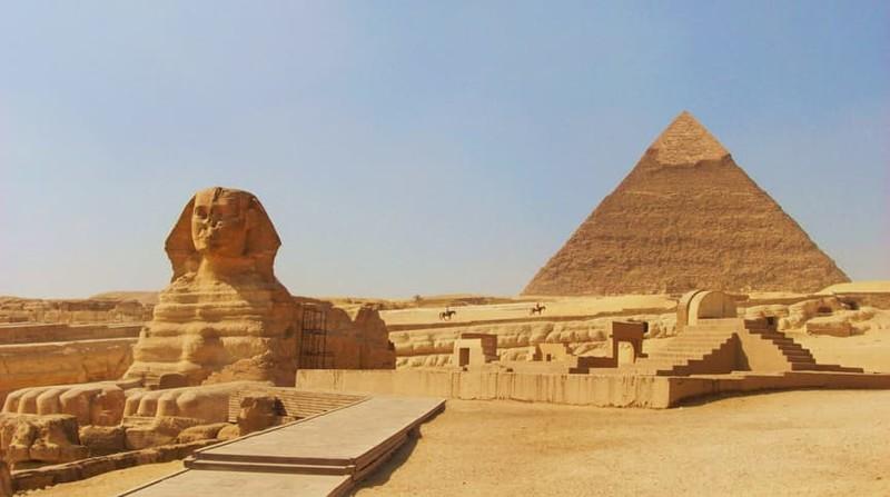 Куда пропала верхушка Большой пирамиды Гизы? история, пирамиды, тайны