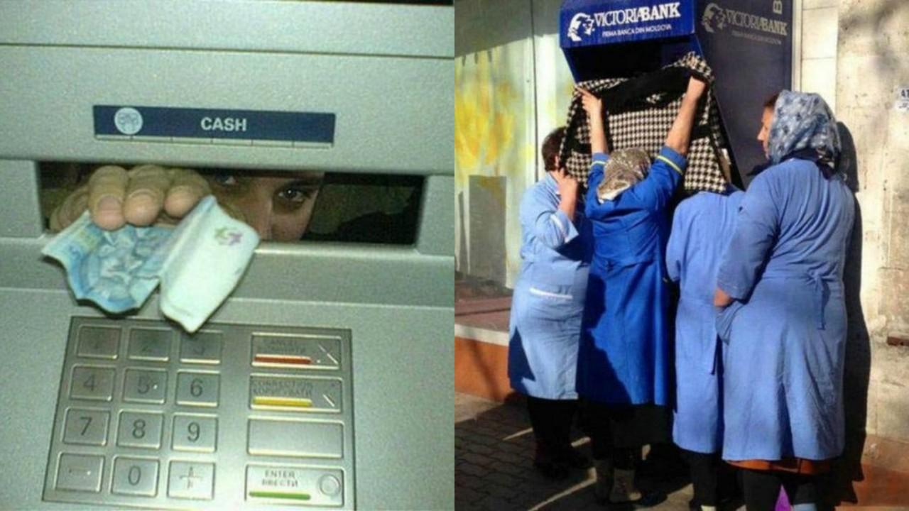 всех смешные картинки с банкоматами тугодум это