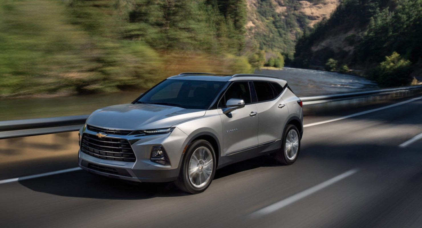 Chevrolet Blazer претерпевает большие изменения к 2022 году Автомобили